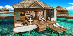 Coming soon to Sandals Grande St. Lucian: over-the-water bungalows! | Sandals Resorts
