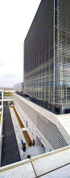 Gallery of Bank of Shanghai Data Processing Center / Silvio d´Ascia - 11