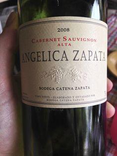 Angelica Zapata - Cabernet Sauvignon - 2008 - Catena Zapata - Mendoza, Argentina