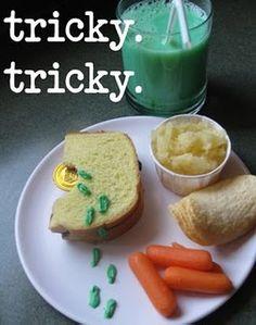 Leprechaun Lunch