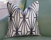 Kelly Wearstler Katana Cushion Pillow Cover 20 Inch