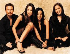 the corrs. don't know what i'd do without them