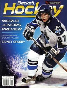 2004-2005 Beckett Hockey Sidney Crosby