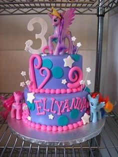 31 Best My Little Pony Ideas Images Birthday Cake Birthday Party