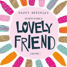 Birthday Friend