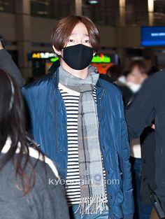 2015: Nam Taehyun WINNER WWIC Beijing Arrival in Korea