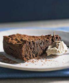 Bittersweet Chocolate Cake