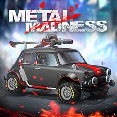 Metal Madness: PvP Shooter APK MOD v0.40.2 (Mod menu) Free Online Multiplayer Games, Carros Retro, Free Action Games, Death Race, Cyberpunk City, Best Mods, Shooting Games, Find Friends, Pvp