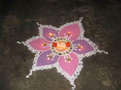 #DesiKalakar: diwali #rangoli