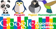 HOW TO DEAL WITH GOOGLE'S ALGORITHM UPDATES