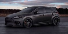 Focus - Matte Black - Ford