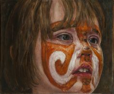 40 x 50 cm oil on canvas