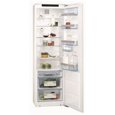 AEG SKZ71800F0 Large Capacity 1.8m Tall In-column Integrated Fridge with Longfresh Food Preservation Zones