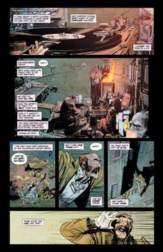 Sean Gordon Murphy: Crafting Tokyo Ghost [Interview] | Image Comics Features | Image Comics
