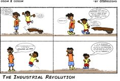This one is called The Industrial Revolution