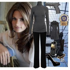 im so being kate beckett for halloween. :)