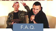 FAQ - twenty one pilots (Part 1) YOU HAVE TO WATCH THIS