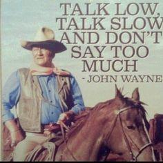 #Quotes - #JohnWayne