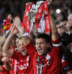 Liverpool won their first trophy since May 2006 by beating Cardiff on penalties at Wembley.
