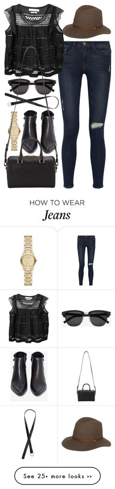 """Outfit for a college excursion"" by ferned on Polyvore"