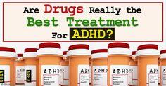 Adhd medication case studies