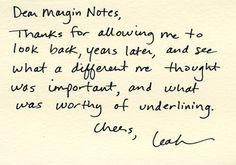 Why I will always love (and buy) real books. [Leah Dieterich]