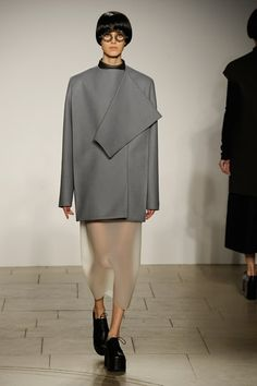 London College of Fashion MA - Autumn/Winter 2015-16 Ready-To-Wear - LFW (Vogue.co.uk)
