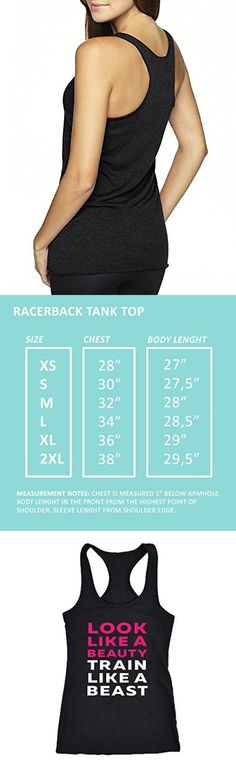 Training Racerback Tank Top T-Shirt. Funny Training Tank. Cool Shirt for Training (XL)