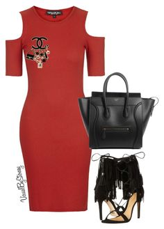 """""""Untitled #719"""" by fashionaffiliated on Polyvore"""
