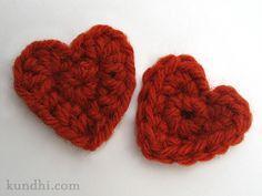 Gomitoli Magici: si avvicina san Valentino ... crochet