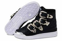 pretty nice d19f4 ec57c Jeremy Scott, Yeezy, Athletic, Air Force Ones, Nike, Discount Adidas, Metal  Buckles, Shoe Brands, Heavy Metal