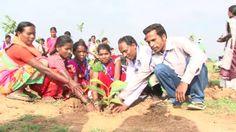 कोण्डागांव जिले के पंचायत प्रतिनिधियों द्वारा देखी कुछ झलकियां।