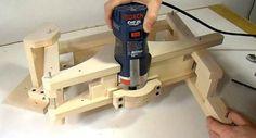 mesa para fresadora de madera medidas - Buscar con Google