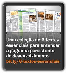 Coletânea de 6 textos essenciais para entender a gagueira persistente  do desenvolvimento.