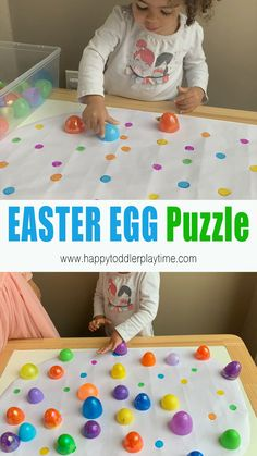 Easter egg puzzle is a simple to set up colour sorting activity that makes a great activity for toddlers and preschooler to practice their colours this Easter! activities for 4 year old boys Easter Egg Puzzle Educational Activities For Toddlers, Activities For 2 Year Olds, Sorting Activities, Montessori Activities, Abc Games For Toddlers, Colour Activities For Toddlers, Color Sorting For Toddlers, Preschool Alphabet Activities, Numbers For Toddlers