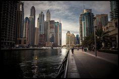 Dubai Marina Walk - null