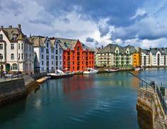 Alesund, Norway #travel