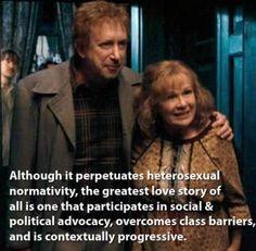 Introducing The Feminist Harry Potter meme