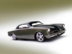 1953 Studebaker Coupe. These were so gangster. I'd love to have one of these.