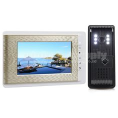 103.18$  Watch now - http://aliwed.shopchina.info/1/go.php?t=32504966389 - DIYSECUR Aluminum Alloy CCD Camera High Quality 7 inch TFT Color LCD Display Video Door Phone Visual Intercom Doorbell Hands   #aliexpressideas