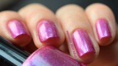 Darling Diva Polish - Bad bad lulu pink
