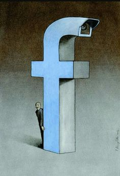 Pawel Kuczynski is a Polish political art satirist and philosopher. He cleverly uses satire to portray today's social, political and cultural reality that present some serious problems of today's reality . Facebook Poster, Facebook Art, Facebook Humor, Facebook Marketing, Media Marketing, Technology Addiction, Sketch Manga, Digital Foto, Art Postal