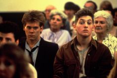 Kevin Bacon & Chris Penn. This is just too much too handle