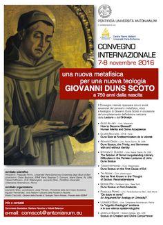 MedioEvo Weblog: Giovanni Duns Scoto a 750 anni dalla nascita