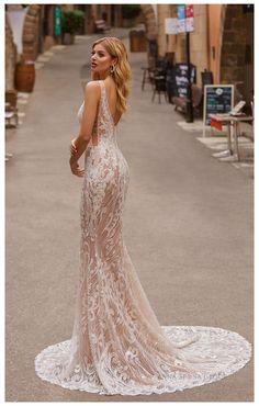 Rose Gold Wedding Dress, Buy Wedding Dress, Pink Wedding Dresses, Lace Mermaid Wedding Dress, Sparkle Wedding, Wedding Flowers, Bridal Gowns, Ukraine, Budget Wedding