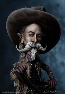 andre koekemoer: Buffalo Bill.