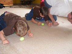 egg roll race - this would be such a fun family thing for the kids!