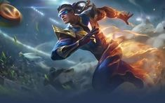 The new skin Bruno - Firebolt is a time-limited event skin. Do you think this skin is worthy for the diamonds you will spend? Let this skin critique. Bruno Mobile Legends, Miya Mobile Legends, Alucard Mobile Legends, Deadpool Wallpaper, Best Android Games, Mobile Legend Wallpaper, All Hero, Super Hero Costumes, New Skin