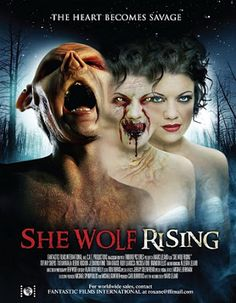 TERROR EN EL CINE. : SHE WOLF RISING. (TRAILER 2016)
