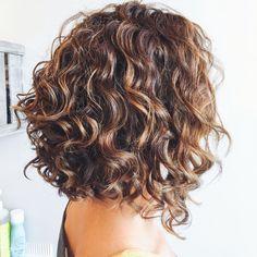 Shoulder-Length-Bob Hairstyles for Short Curly Hair hair cutstyles Hairstyles for Short Curly Hair - The UnderCut Medium Hair Cuts, Short Hair Cuts, Medium Hair Styles, Curly Hair Styles, Natural Hair Styles, Short Styles, Pixie Cuts, Medium Curls, Bob Cuts